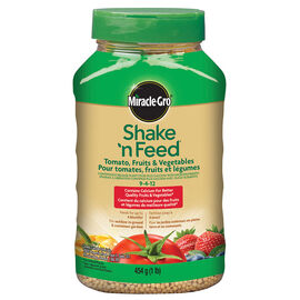 Miracle-Gro Shake 'N Feed Tomato, Fruits & Vegetables - 454g