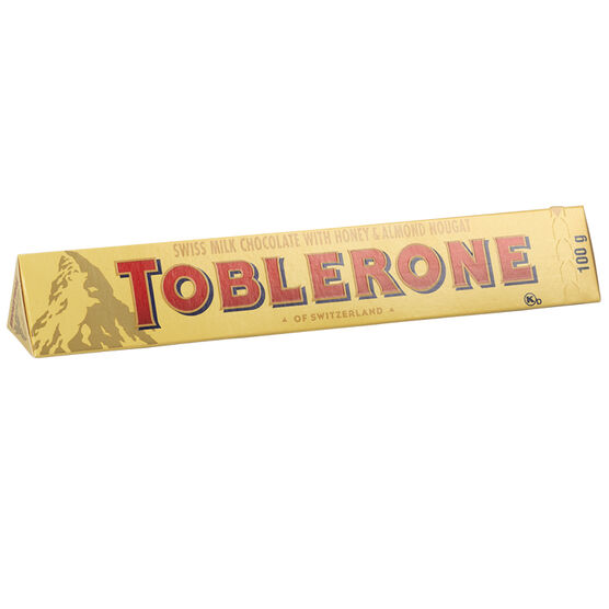 Toblerone Milk Chocolate - 100g