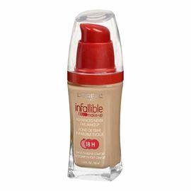 L'Oreal Infallible Never Fail Makeup