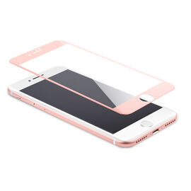 Logiix Phantom Glass Arc for iPhone 7 - Rose Gold - LGX12335