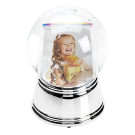 Neil Photo Snowglobe - Chrome - 2749X
