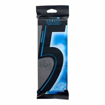 Wrigley's 5 Gum - Cobalt - 3 pack