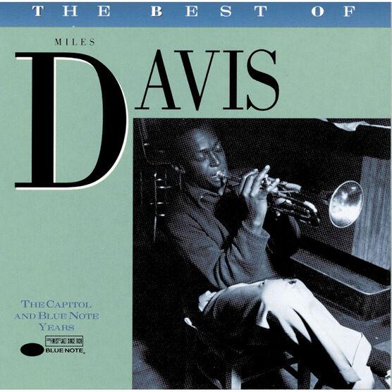 Miles Davis - Best Of - CD