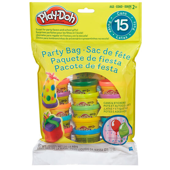 Play-Doh Party Bag - 15 pack