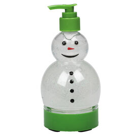 Let it Glow Light Up Musical Snowman Hand Wash - Assorted - 280ml