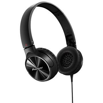 Pioneer On-Ear Headphones - Black - SEMJ532K