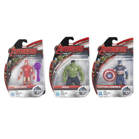 Marvel Avengers All Star Figurine - Assorted