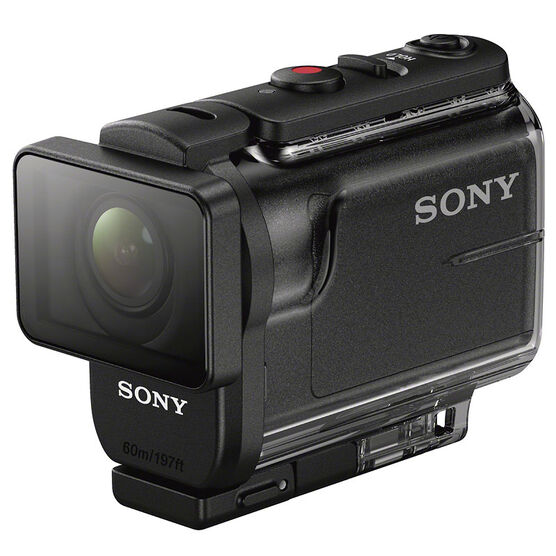Sony AS50-R POV Action Cam - Black - HDRAS50R