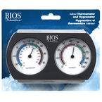 Bios Indoor Thermometer and Hygrometer - TR415