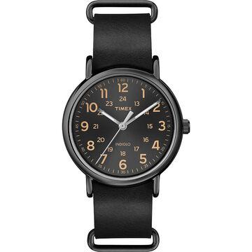 Timex Weekender 40 - Black - T2P494AW