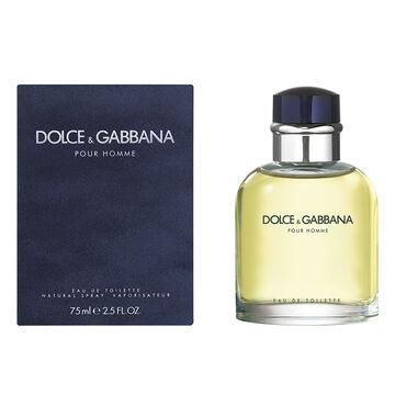 Dolce & Gabbana Homme Eau De Toilette - 75ml