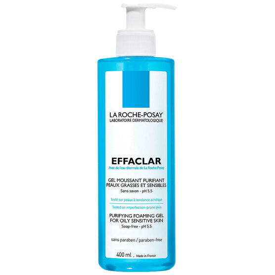 La Roche-Posay Effaclar Gel Purifying Foaming Gel - 400ml