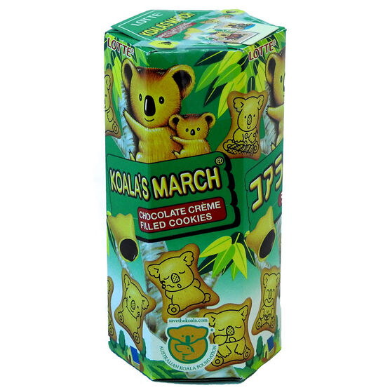 Lotte Koala's March Cookies - Chocolate - 41g