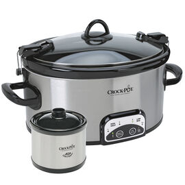 Crock-Pot Travel Slow Cooker - 6qt. - SCCPVL603S