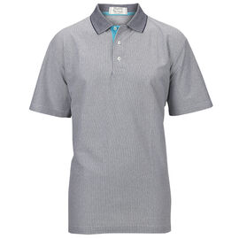 McIlhenny Polo Pin Striped Shirt  - Assorted