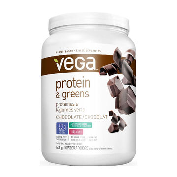 Vega Protein and Greens Chocolate - 521g
