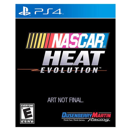 PS4 Nascar Heat Evolution