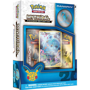 Pokemon Mythical Collection - Manaphy