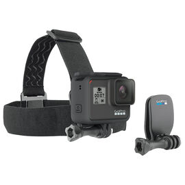 GoPro H3 Head Strap with QuickClip - GP-ACHOM-001