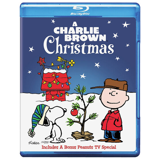 A Charlie Brown Christmas - Blu-ray