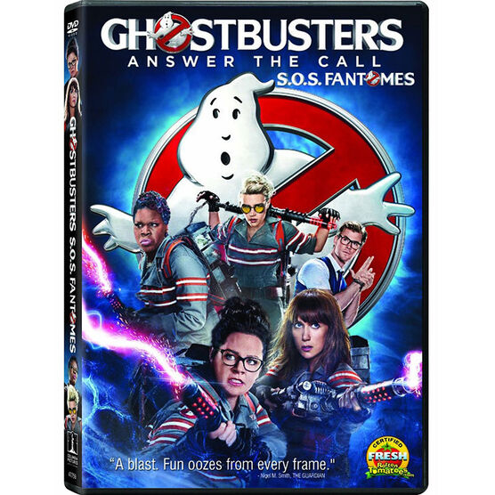 Ghostbusters (2016) - DVD
