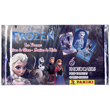 Panini 2014 Disney Frozen Ice Dreams Photocards - Mystery pack