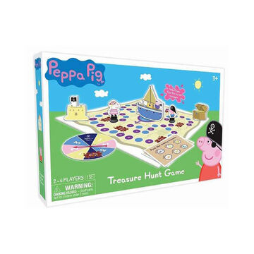 Peppa Pig Treasure Hunt Game