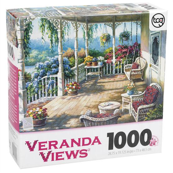 Veranda Views Puzzle - Assorted - 1000 Piece