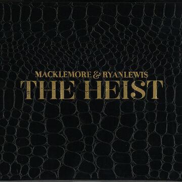 Macklemore & Ryan Lewis - The Heist - CD