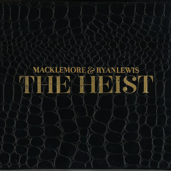 Macklemore & Ryan Lewis - The Heist - CD
