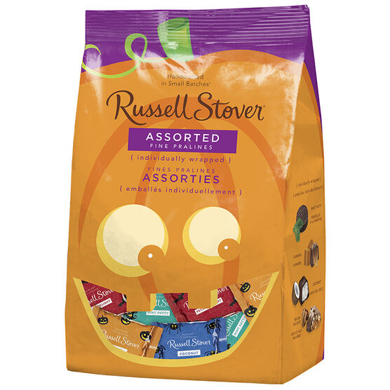 Russell Stover Fine Pralines - Assorted - 522g