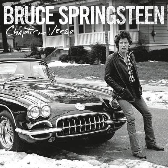 Bruce Springsteen - Chapter and Verse - 2 LP Vinyl