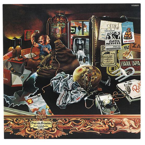 Zappa, Frank - Over Nite Sensation - Vinyl