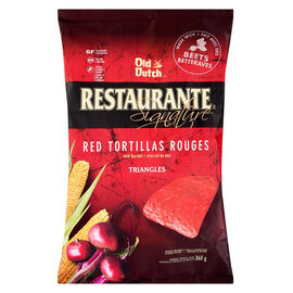 Old Dutch Restaurante  Tortilla Chips - Red - 360g