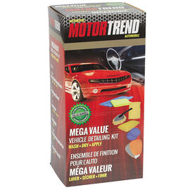 Motor Trend Wash Dry Kit - MT-BKIT-10
