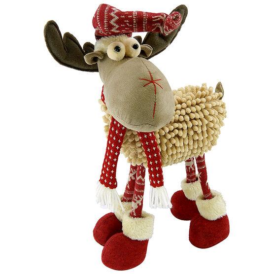 Christmas Forever Plush Reindeer - 15 inch