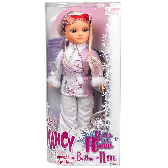 Nancy Winter Doll - Assorted