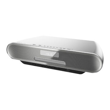 Panasonic CD/Bluetooth/Radio Mini System - Silver - SCRS50S
