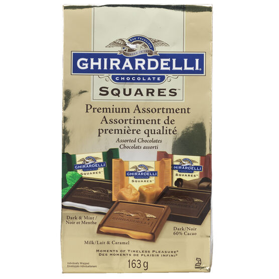 Ghirardelli Assorted Bag - 163g