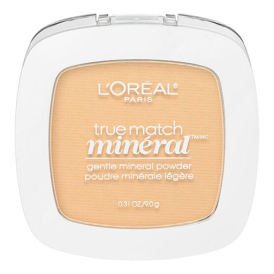 L'Oreal True Match Gentle Mineral Powder - Nude Beige