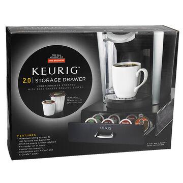 Keurig 2.0 Under Brewer Storage Drawer - 40563