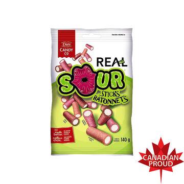 Dare Real Sour Sticks - 140g