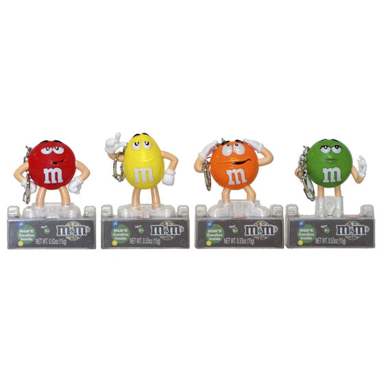M&M's LED Light Up Keychain - 15g
