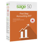 Sage 50 First Step Accounting 2017