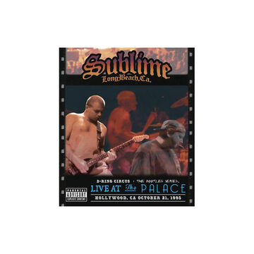 Sublime 3 Ring Circus: The Bootleg Series Live at the Palace 1995 - DVD