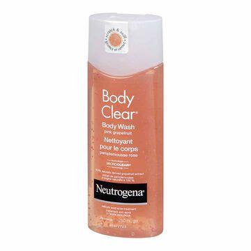 Neutrogena Body Clear Body Wash Pink Grapefruit - 250ml