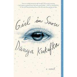 Girl in Snow by Dayna Kukafka