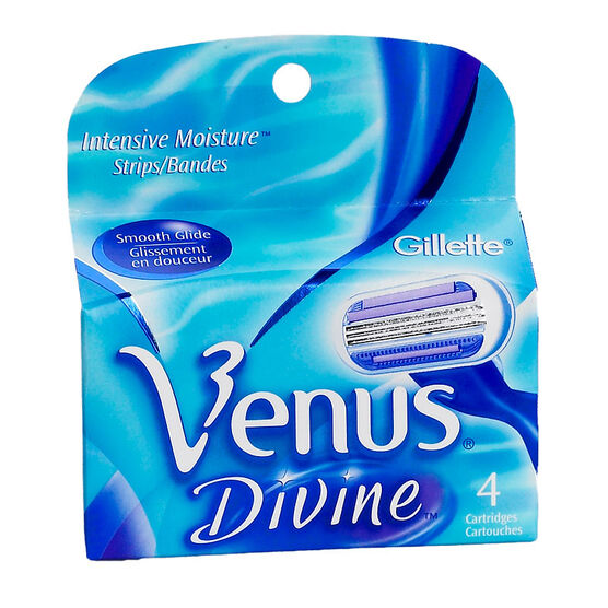Gillette Venus Divine Blades | London Drugs