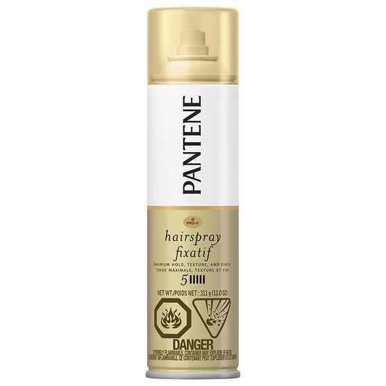 Pantene Pro-V Hairspray - Maximum Hold - 311g