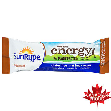Sun-Rype Okanagan Energy Bar - Chocolate Coconut - 50g
